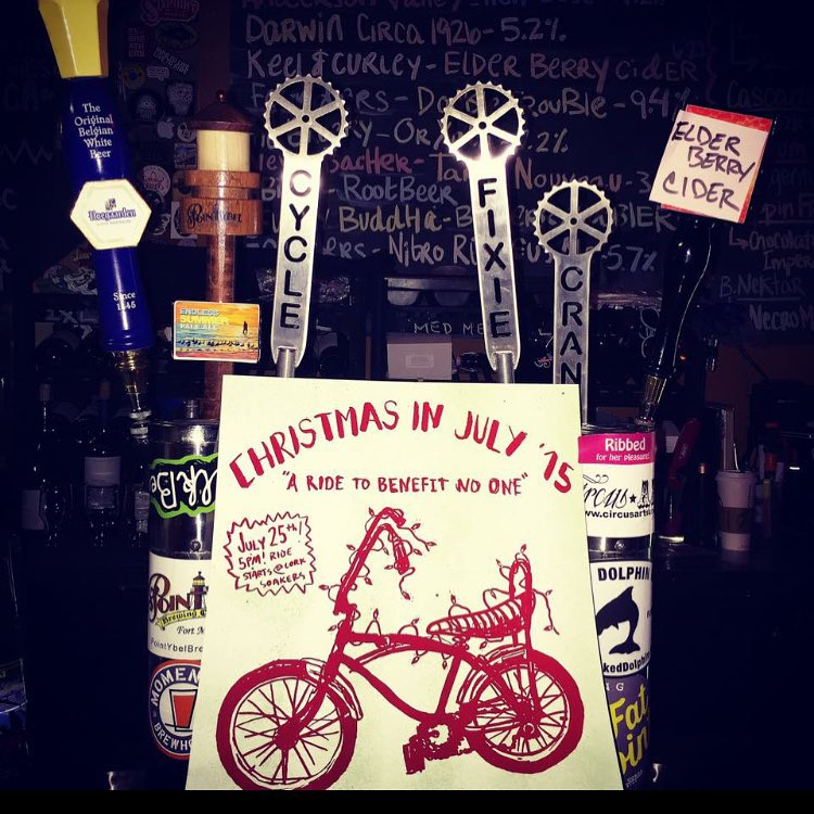 TODAY! Cycle Brewing made it to the Cape! Get somehellip