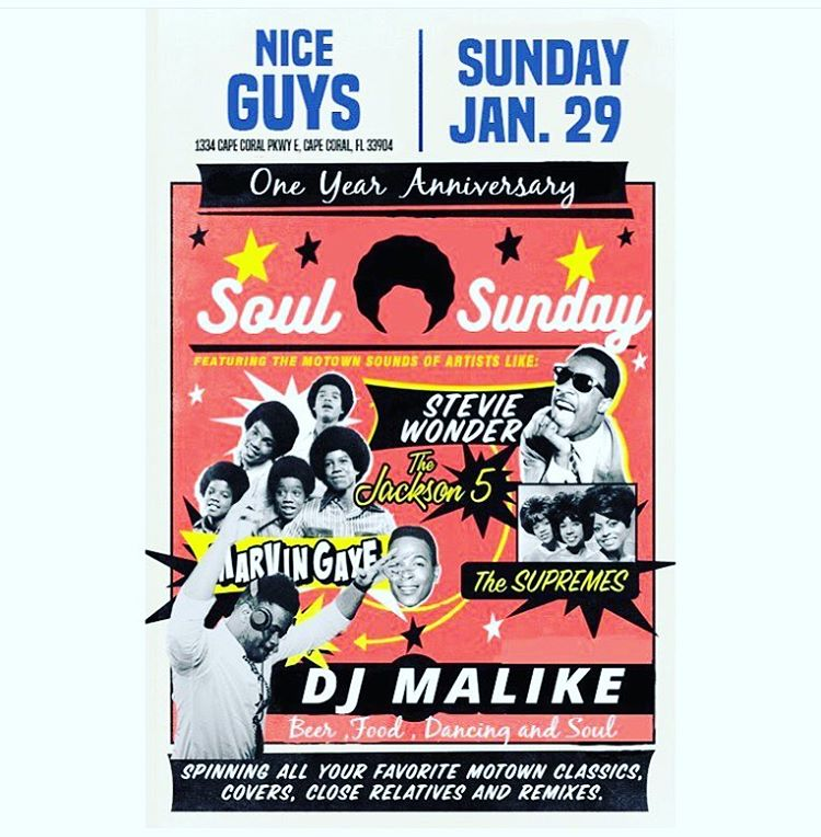 SOUL SUNDAY is back! 812 Jan 29th Get your dancinghellip