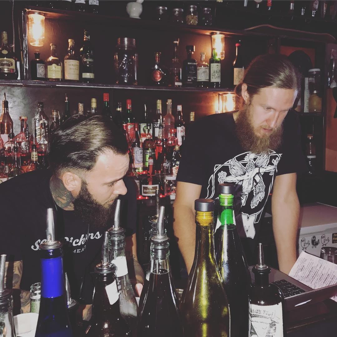 Putting the final touches on the 80 cocktail list whichhellip