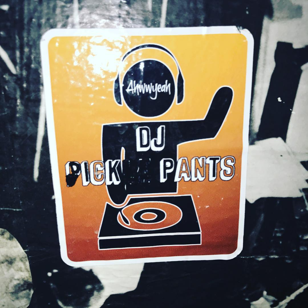 dj pickle pants tonight at 9pm playing your favorite pizzahellip